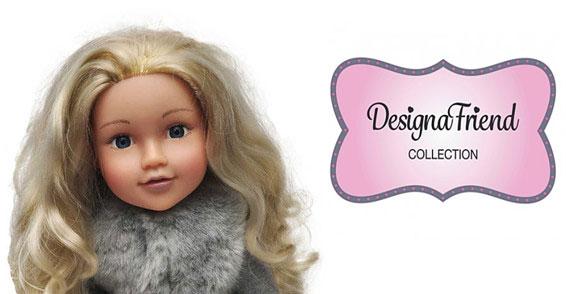 Большие куклы DesignaFriend
