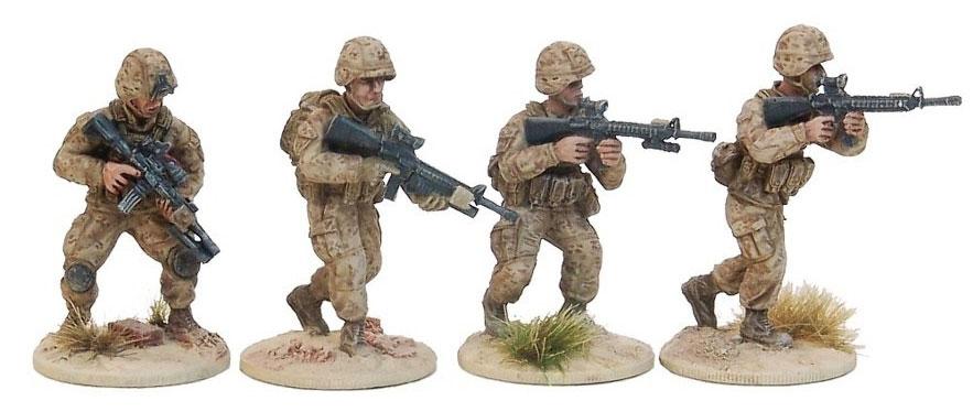 Модели солдатиков