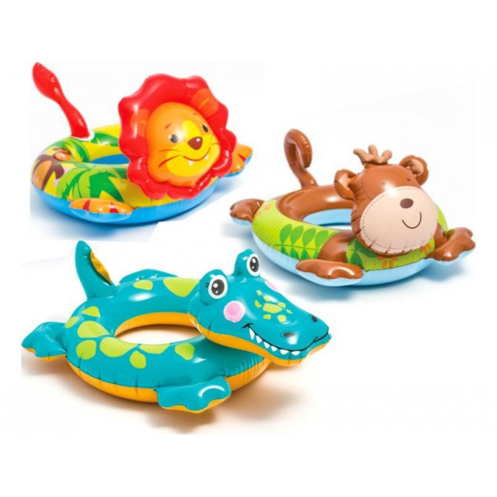 Надувные игрушки для игр в воде