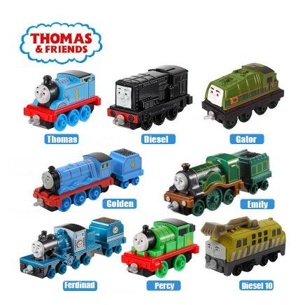 Паровозик Томас и друзья