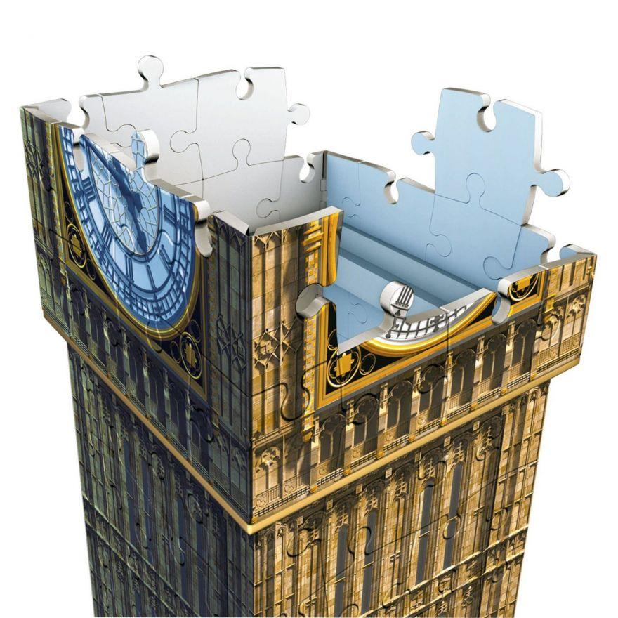 3D Трёхмерные пазлы