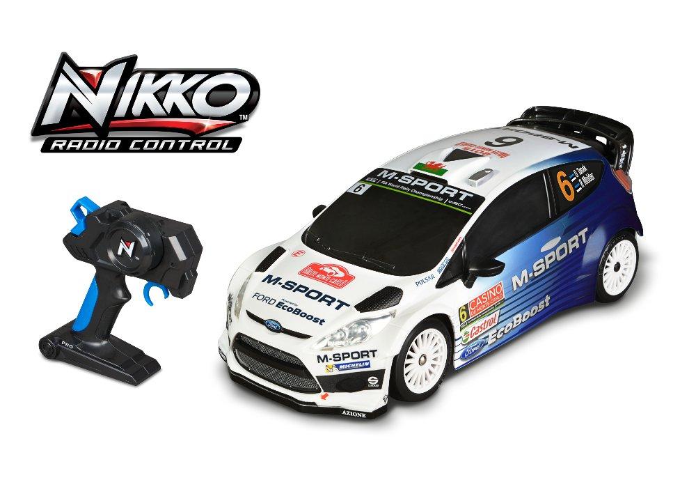 Машинки на радиоуправлении Nikko