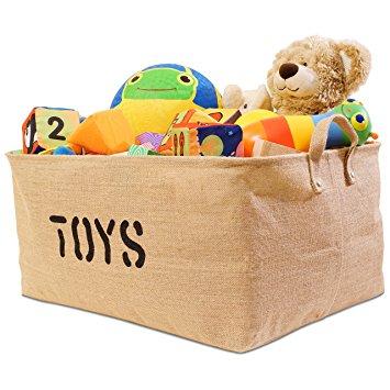 Боксы и корзины для игрушек