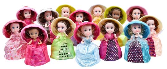 Куклы Капкейк Cupcake Surprise