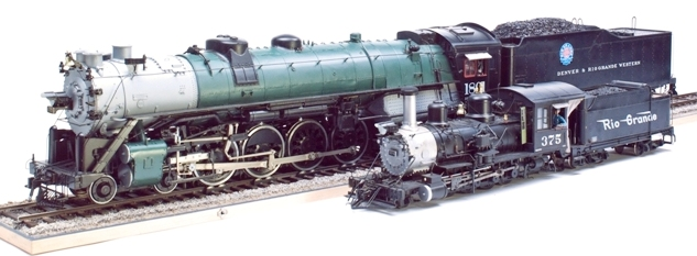Модели поездов, локомотивов, паровозов