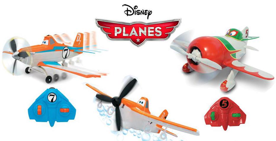 Литачки самолетики Дисней