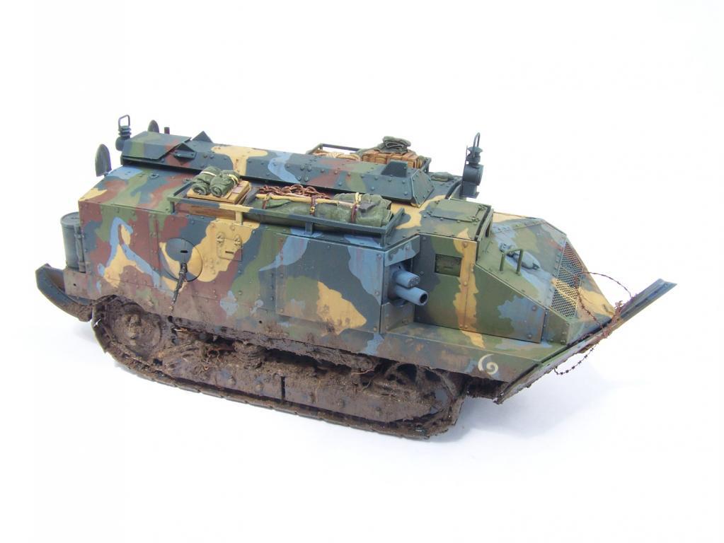 Модели военных машин