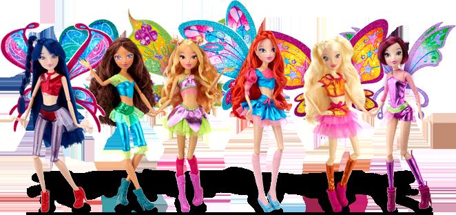Куклы Винкс Winx