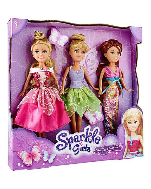 Куклы Funville