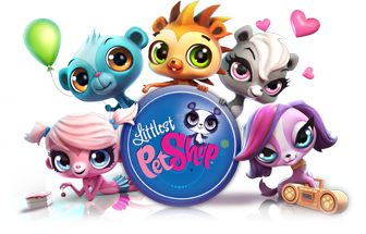 Маленький зоомагазин Littlest Pet Shop