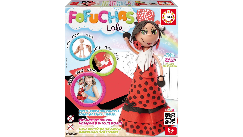 Кукла Фофуча