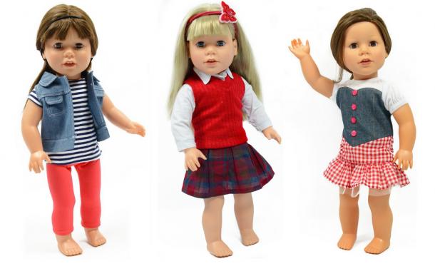 Интерактивные пупсы и куклы Lotus Onda