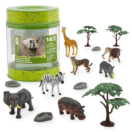 Игровые наборы с животными