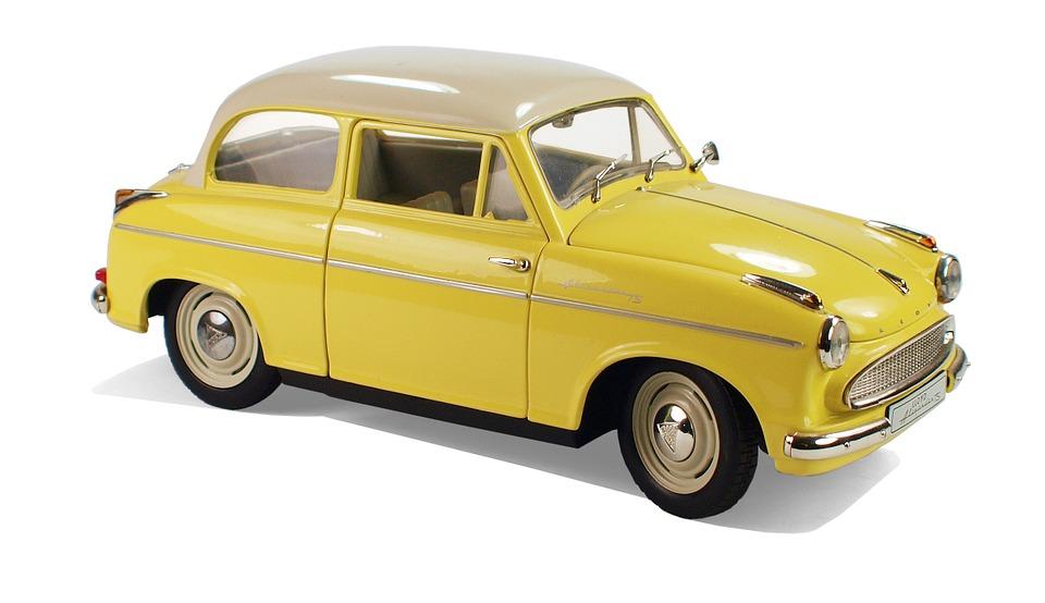 Модели автомобилей Ревелл