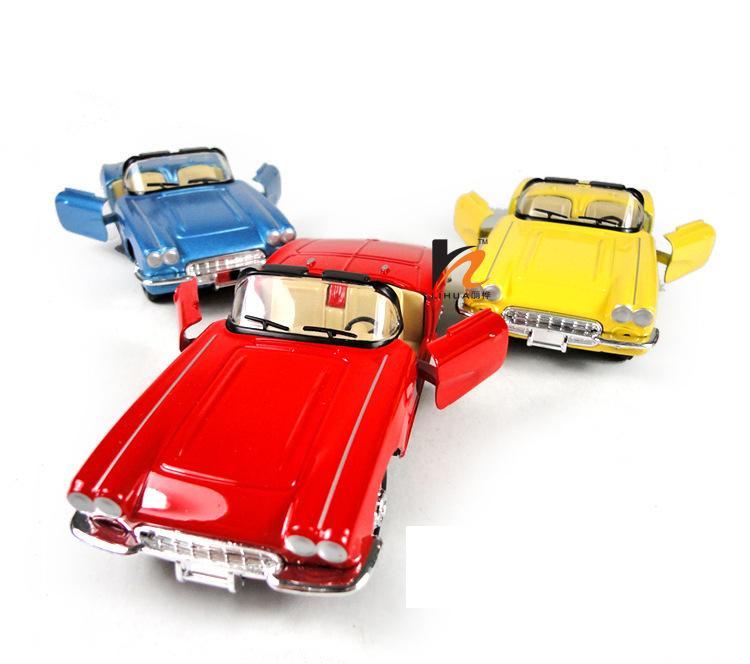 Коллекционные модели легковых машин