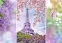 Пазл Весна в Париже серия Романтик 1000 эл 10409 0