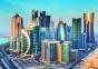 Пазл Доха Катар 2000 эл 27084 0