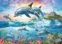 Пазл Счастливые дельфины 2000 эл 27087 0