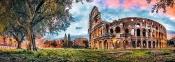 Пазл Колизей на рассвете 1000 эл панорама 29030 0