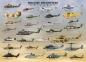 Пазл Военные вертолеты 1000 эл 6000-0088 0