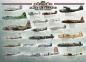 Пазл Бомбардировщики 2-й Мировой войны 1000 эл 6000-0378 0