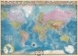 Пазл Карта мира 1000 эл 6000-0557 0
