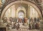 Пазл копия картины Афинская школа Рафаэль 1000 эл 6000-4141 0
