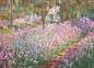 Пазл копия картины Сад Моне Клод Оскар Моне 1000 эл 6000-4908 0