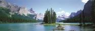 Пазл Канадские Скелистые горы озеро Малайн 750 эл 6005-1418 0