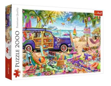 Пазл Тропические каникулы 2000 эл