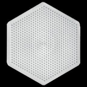 Поле для термомозаики Hama Midi, большой шестиугольник, 721 колышек