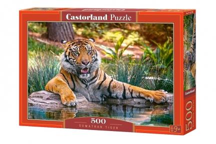 Пазл Суматранский тигр 500 эл