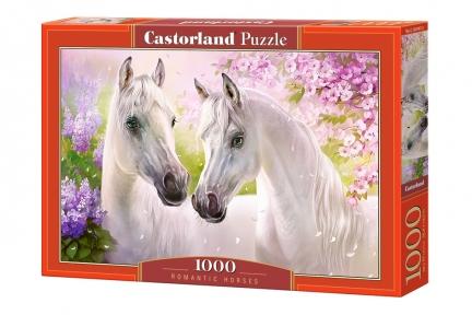 Пазл Романтичные лошади 1000 эл