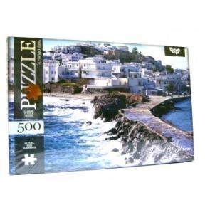 Пазл Остров Наксос Греция 500 эл