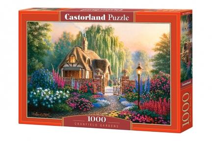 Пазл Крэнфилдские сады 1000 эл