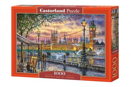 Пазл Вдохновение Лондона 1000 эл