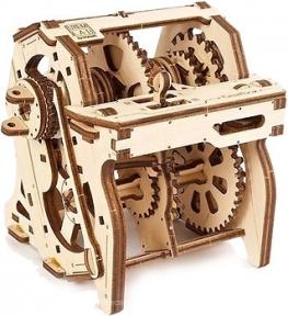 3D Пазлы Модель Коробка передач  STEM GEARBOX Ugears