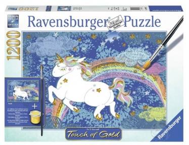 Пазл Ravensburger Единорог и радуга 1200 эл