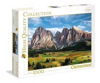 Пазл Альпы Коронация 1000 эл