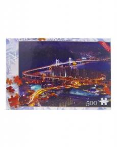 Пазл Длинный мост 500 эл