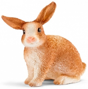 Кролик, игрушка-фигурка, Schleich