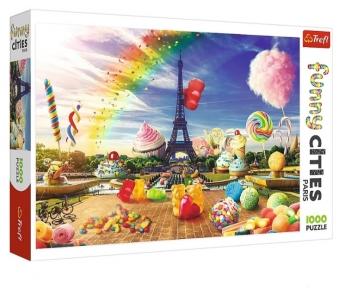 Пазл Сладости в Париже 1000 эл