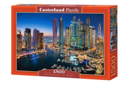 Пазл Небоскребы в Дубаи 1500 эл