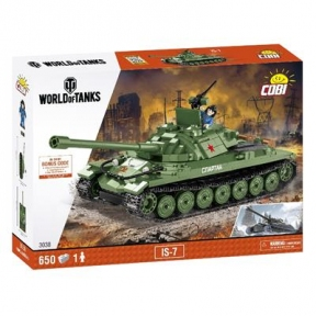 Конструктор COBI World Of Tanks ИС-7, 650 деталей