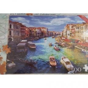 Пазл Венеция 500 эл