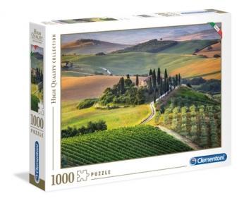 Пазл Провинция Тоскана в Италии 1000 эл