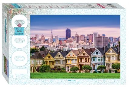 Пазл США Сан-Франциско 1000 эл Step Puzzle