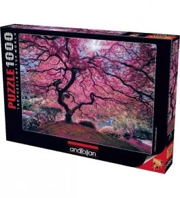 Пазл Розовое дерево 1000 эл Anatolian