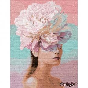 Картина по номерам Цветочные мысли (big) ©Ira Volkova 50 х 65 см КНО14765