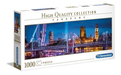 Пазл Вечерний Лондон 1000 эл панорамный